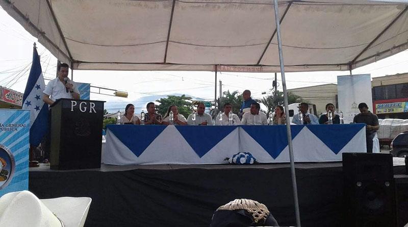 Estado de Honduras pide perdón por el asesinato del ambientalista Carlos Escaleras