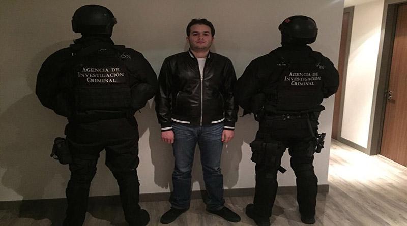 Capturan en México a operador financiero de los hijos del Chapo Guzmán