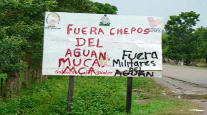 Plataforma Agraria exige a posesión de la tierra de familias campesinas en el Bajo Aguán