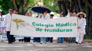 lucha contra el Covid-19 sea liderada por el Colegio Médico