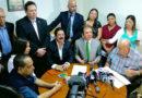 Alianza Opositora y Convergencia Contra el Continuismo piden al TSE anule inscripción de JOH