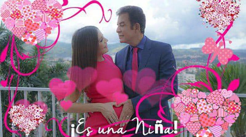 Iroska y Salvador Nasralla