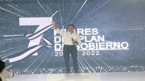 JOH presenta los siete pilares de su plan de gobierno