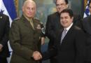 Comando Sur da luz verde a 4 años más de JOH