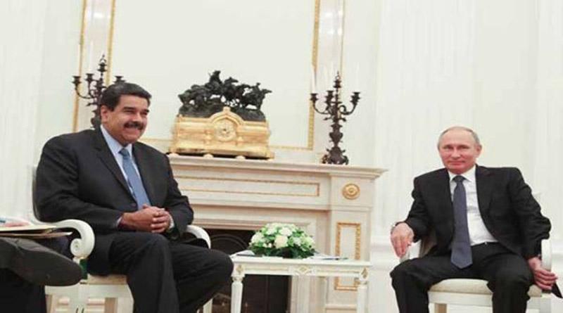 Presidentes de Rusia y Venezuela se reúnen en Moscú y fortalecen cooperación