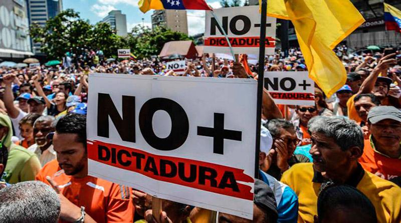 Oposción venezolana