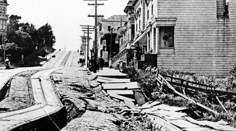 California tiene 99% de probalbilidades de sufrir un fuerte terremoto