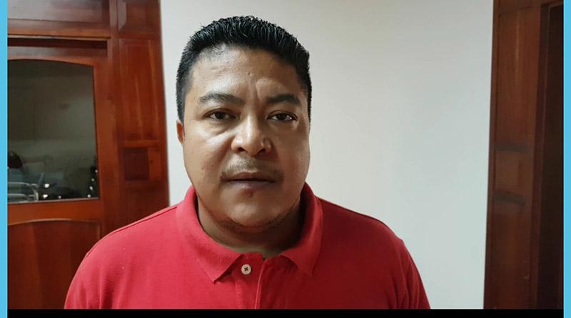 El proceso electoral es ilegal,  pero vestido de legalidad: Andrés Molina
