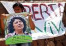 Barcelona rinde tributo a Berta Cáceres