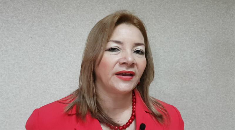 Las mujeres buscamos el voto en una coalición de candidatas a diputadas: Aracely Flores