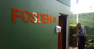 Plan de reconstrucción debe ser ejecutado por el nuevo gobierno, dice Fosdeh