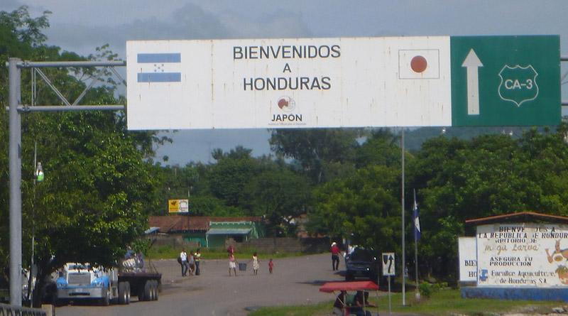 Salvadoreños y nicaragüenses