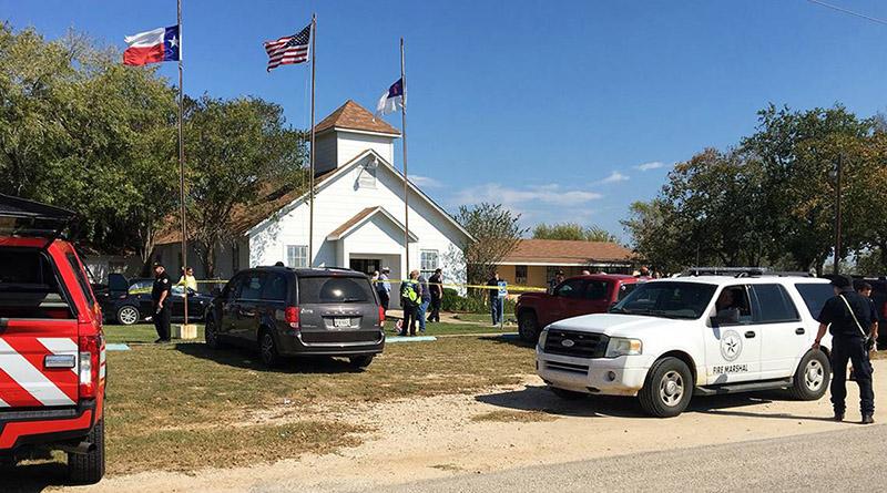 ¡Última Hora! Balacera deja 27 muertos en iglesia Bautista de Texas