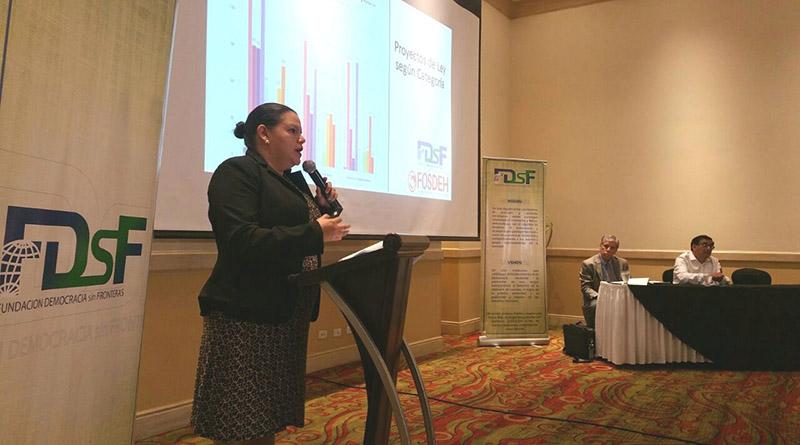 Producción legislativa hondureña está orientada a exoneraciones del pago de impuestos y no en combatir la pobreza y el desempleo