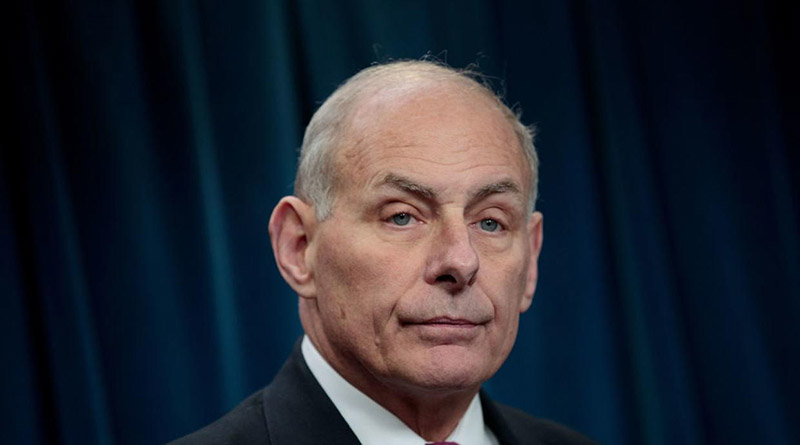 John Kelly presionó para expulsar a hondureños, según The Washington Post