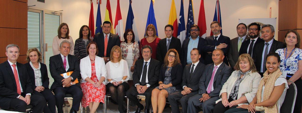 Países donantes ratifican su apoyo a la MACCIH en su lucha contra la corrupción