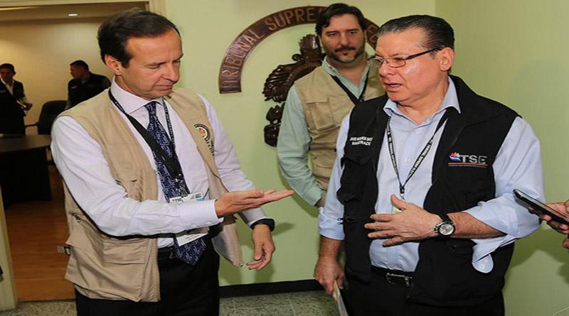 En informe final, OEA deja en dudas resultados electorales en Honduras
