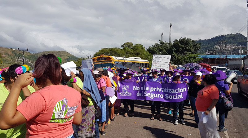 Feministas de Honduras