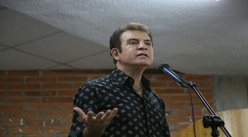 """Salvador Nasralla """"tira la toalla"""" y espera un milagro de la OEA"""