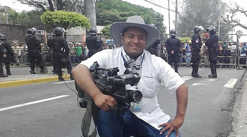 Presuntos pandilleros acribillan a camarógrafo en El Salvador