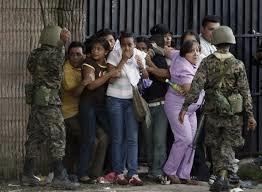 EE.UU está callado, pero sigue dando millones de dólares a Honduras a pesar de la represión