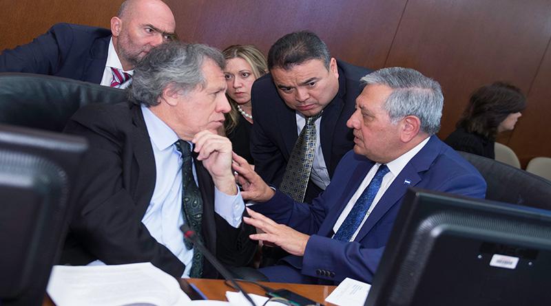 Misión Permanente de Honduras ante la OEA acusa a Almagro de polarizar a la sociedad hondureña