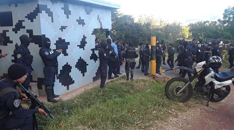Policía de Honduras se rebela porque no quiere asesinar a su pueblo