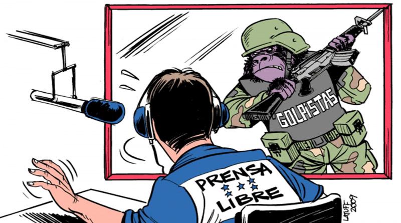 Expertos de la ONU y la CIDH condenan medidas contra manifestantes y la prensa en Honduras