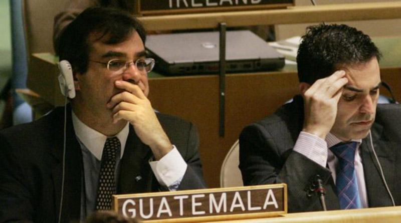 Porque Gautemala y Honduras votaron al lado de Tump y oponerse a la resolución de la ONU que condena la decisión de EE.UU de reconocer a Jerusalén como capital de Israel