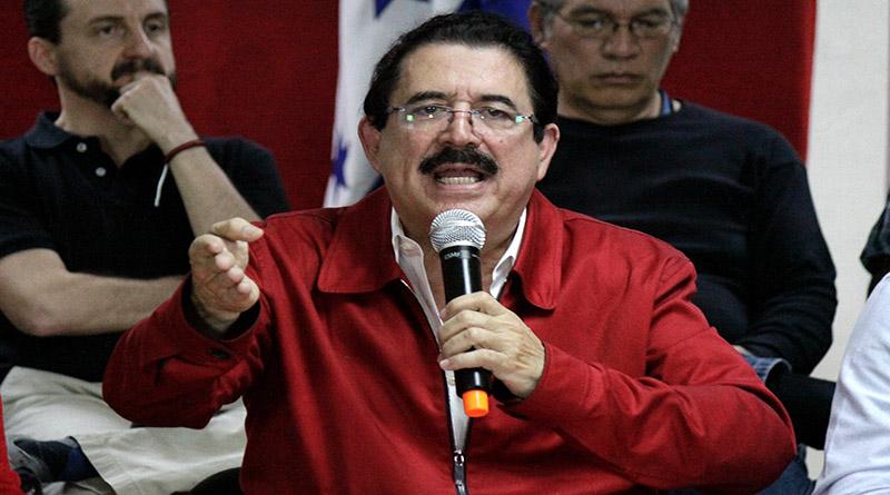Declaratoria de las elecciones aún no está firmada: Mel Zelaya