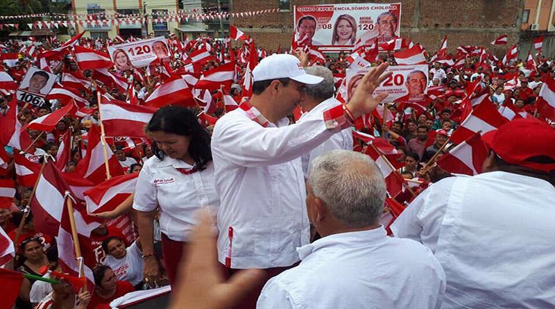 Partido Liberal no reconocerá nuevo gobierno de Hernández e insta a sus diputados a no asistir a su toma de posesión
