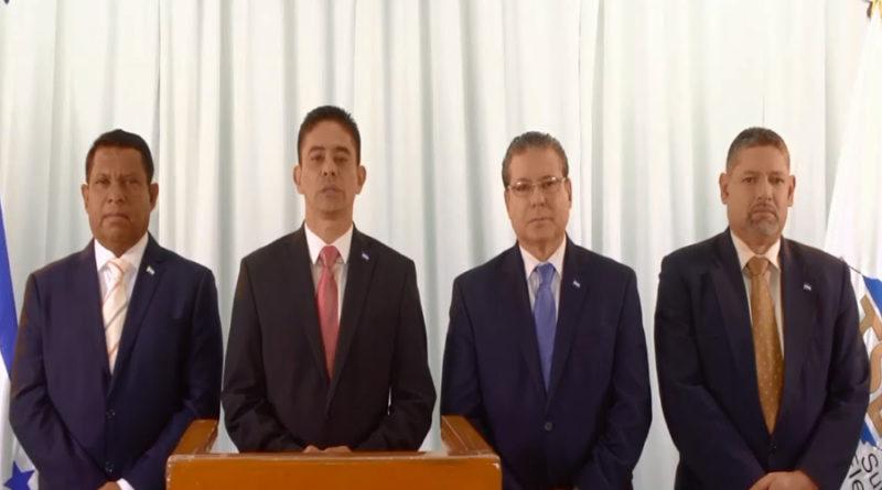 Magistrados TSE