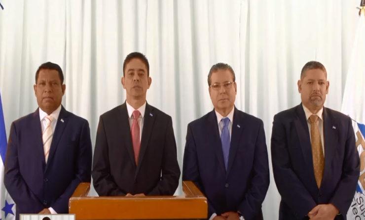 TSE viola nuevamente la Constitución al declarar diputado a primo del presidente de la CSJ