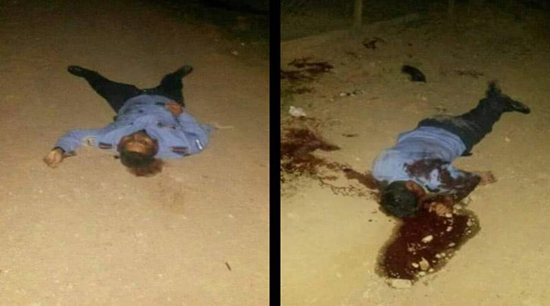 Asesinan dos policías en Río Tinto, Catacamas