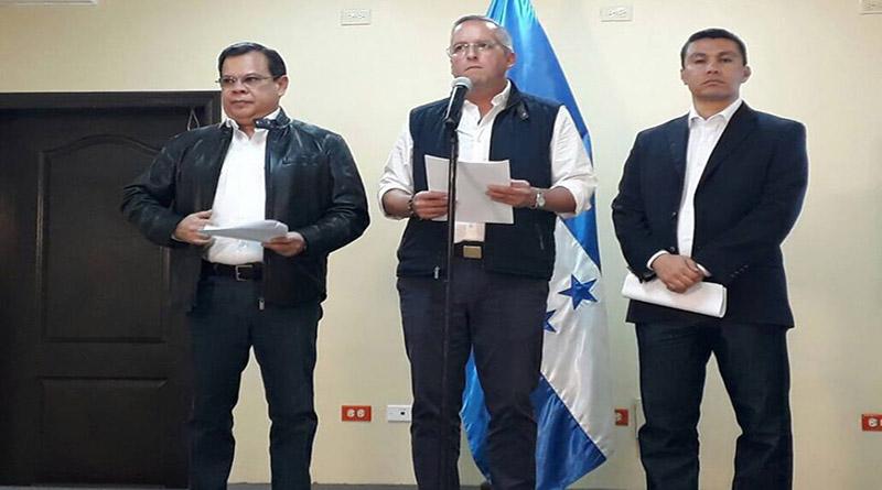 «Mel Zelaya y Nasralla utilizan a los mareros para extorsionar»: Gobierno