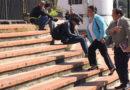 Cortina de humo: Exprimera dama, Rosa Elena de Lobo, llegó a la UFECIC a negar apropiación de fondos