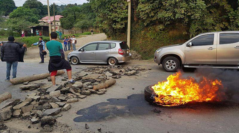 Honduras, una institucionalidad paralizada