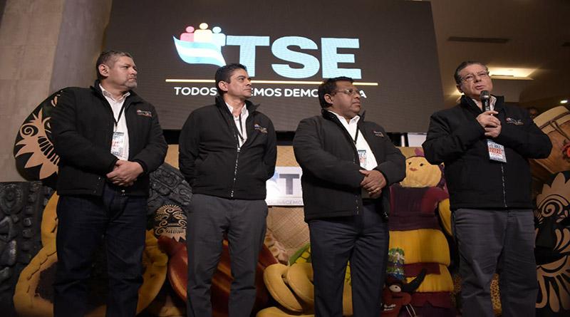 TSE desecha las acciones de nulidad presentadas contra el proceso electoral del 26 de noviembre