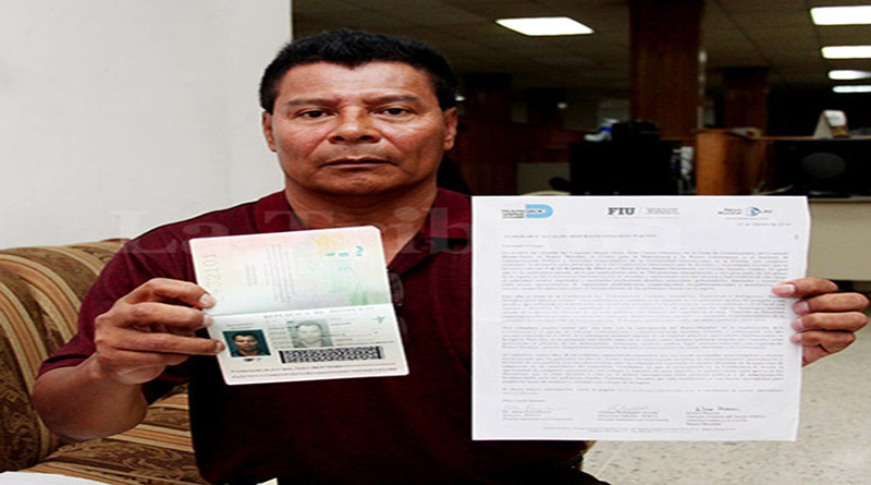 Exalcalde de Wampusirpi despilfarró L. 42 millones a vista y paciencia de autoridades hondureñas (vídeo)