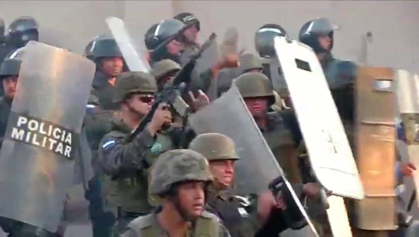 ONU condena uso excesivo de la fuerza por parte de los cuerpos de seguridad del Estado de Honduras en contra de los manifestantes