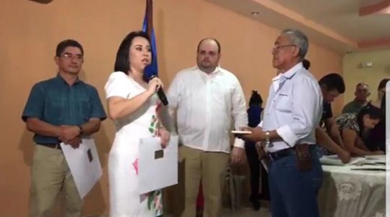 alcaldesa electa de Libre