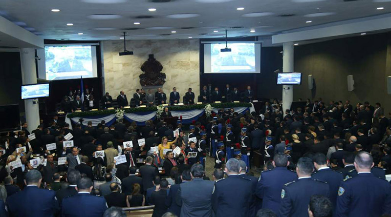 La Asociación de Cooperación Internacional están preocupados por reformas para proteger funcionarios corruptos
