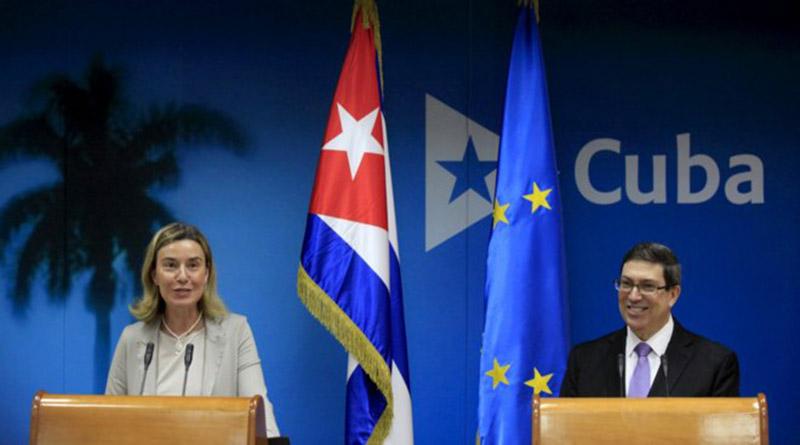 Cuba y Unión Europea