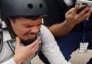 Miliares de Honduras le fracturan pierna a periodista de HispanTV mientras daba cobertura a protesta de la oposición