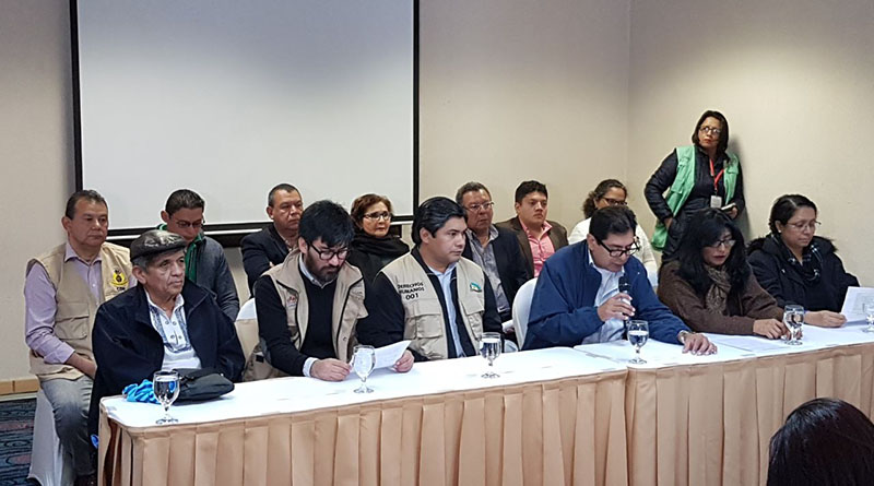 Mesa de derechos humanos condena protección a policías violadores por parte del Poder Judicial