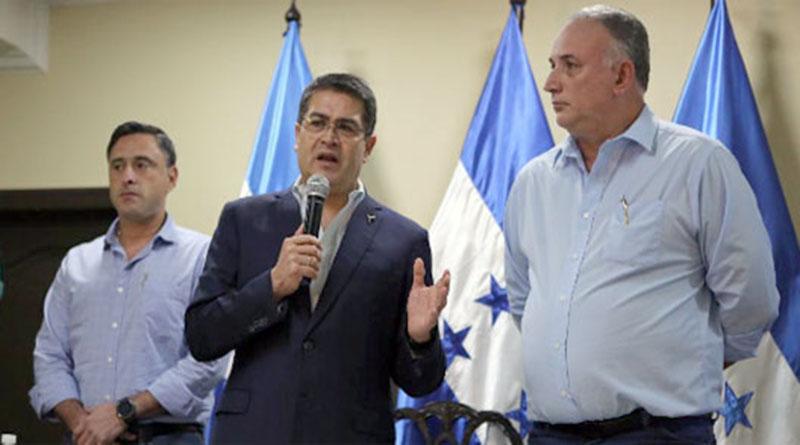El expresidente del Cohep, Santiago Ruiz será el nuevo secretario de Agricultura y Ganadería de Hernández