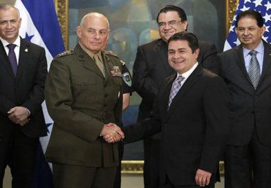 Gobierno de Honduras gastó millones en lobbistas para seguir siendo aliado de EE.UU.