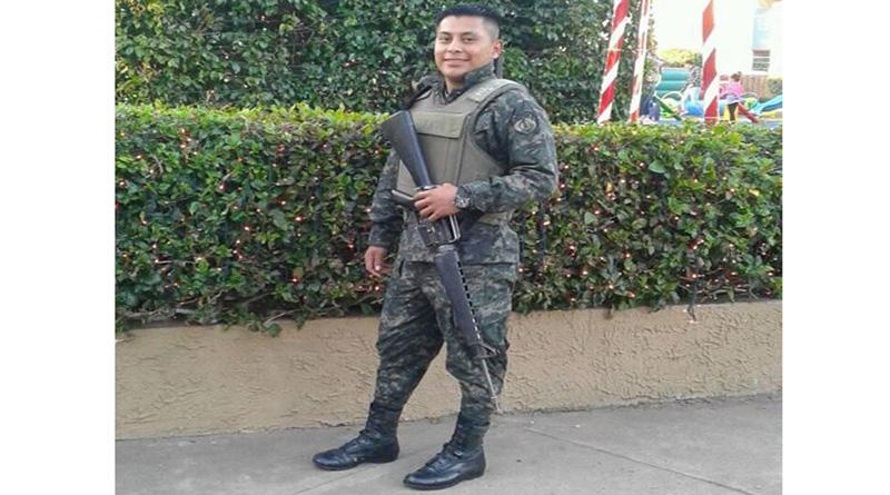 """Soldado """"orlandista"""""""