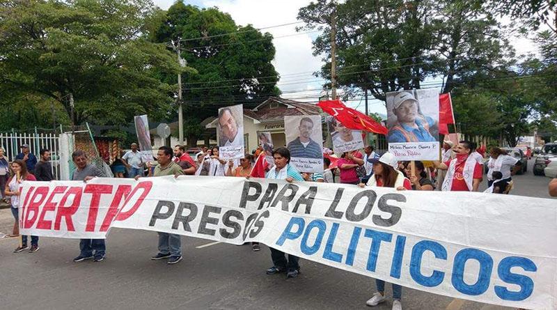 Oposición de Honduras