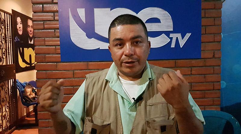 Camarógrafo de UneTV relata salvaje golpiza de militares de Honduras a la prensa